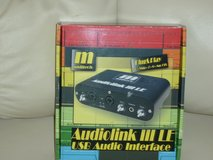 USB Audio Interface Audiolink lll LE in Wiesbaden, GE