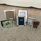 Silver Plated Photo Frame Set in Ramstein, Germany