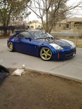 Nissan 350Z in Fort Bliss, Texas