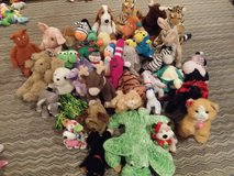 Stuffed animals in Aurora, Illinois