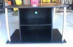 NICE Black TV Stand / Entertainment Console in Camp Pendleton, California