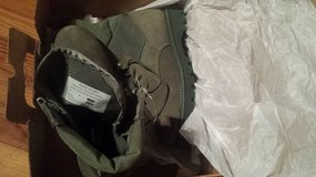 Brand New, never worn Military Boots! in Ramstein, Germany