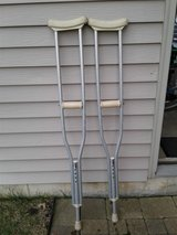 Crutches (Adjustable) in Batavia, Illinois