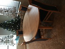 Dining room table and chairs in Colorado Springs, Colorado
