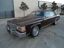 81 Cadillac Fleetwood Brougham in The Woodlands, Texas