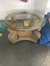 Coffee table Round in Travis AFB, California