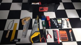 Household tool kit (Tools in picture) in Ramstein, Germany