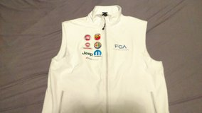 All weather FCA motor company branded vest brand new in Ramstein, Germany