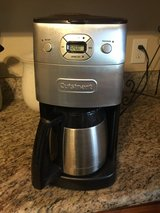 Coffee maker with grinder in Kingwood, Texas