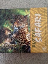 Safari Cheetah 500 pcs puzzle in Yucca Valley, California