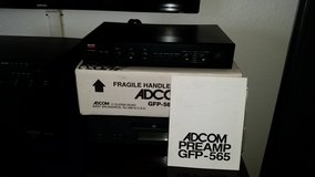 Adcom GFP -565 Pre-amplifier in Alamogordo, New Mexico
