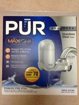 NEW PUR faucet water filter in Yucca Valley, California
