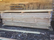 Rough Cut Lumber in Alamogordo, New Mexico