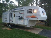 2005 fifth wheel travel trailer in Kingwood, Texas
