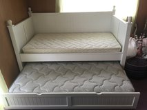 Twin trundle bed in Okinawa, Japan