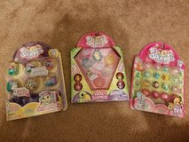 BNIB: 3 Squinkie Sets in Fort Campbell, Kentucky
