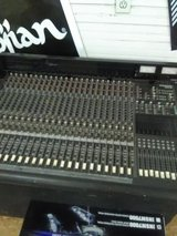 Mackie 24x8 8-Bus Series Mixing Console and Power amp in Kingwood, Texas