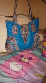 Pretty Blue Purse in Alamogordo, New Mexico
