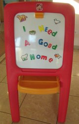 Step2 Easel For Two With Magnetic Letters, Numbers & Pictures in Ramstein, Germany
