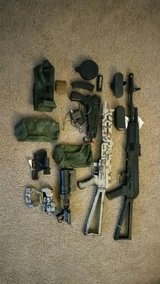Airsofting Equipment in San Diego, California