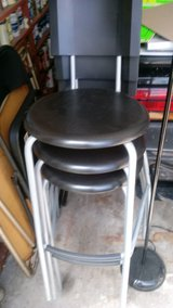Set of 4 bar stools in Chicago, Illinois