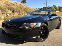 BMW 645CI BLACKED OUT in Camp Pendleton, California
