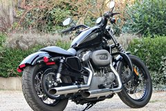 harley davidson nightster in Ramstein, Germany
