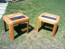 Nice set of end tables ------ in Fort Drum, New York