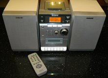 SONY CMT-EP303 Stereo Micro System Radio Compact Tape Deck CD Player AM / FM in Kingwood, Texas