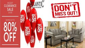 Couch and Love Seat *7 colors* in Camp Lejeune, North Carolina