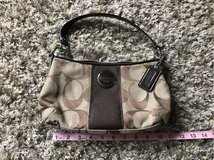 Coach Purse in Sugar Grove, Illinois