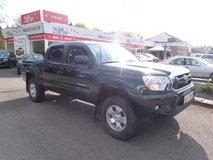 '14 Toyota Tacoma Double Cab 4×4 in Spangdahlem, Germany