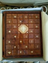 BNIB: Authentic Handcrafted Italian Leather Photo Album in Clarksville, Tennessee