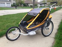 Chariot Carriers Cougar 2 Stroller / Trailer Chassis in Batavia, Illinois