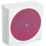 SOUNDFREAQ Bluetooth Wireless Speaker Pink / White Like New In Box ~ Complete! in Kingwood, Texas