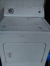 Whirlpool Extra Large Capacity Clothes Dryer in Alexandria, Louisiana