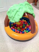 Palm Tree Ball Pit/Pool in Glendale Heights, Illinois