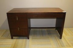 Solid Wood Modern Desk (Pier 1 import) in Spring, Texas