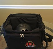 Bowling ball, bag, and new shoes in Fort Rucker, Alabama