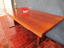 Mid Century Coffee or Diningroom Table that Extends and can be Raised or Lowered in Ramstein, Germany