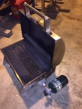 Portable BBQ grill in Vacaville, California