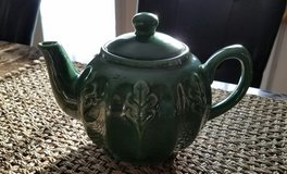 Green Ceramic Teapot  (Large) in Fort Campbell, Kentucky