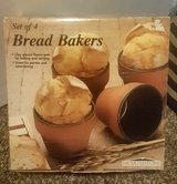 *NEW Set of 4 Bread Bakers in Watertown, New York