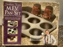 New M.E.V Pan set in Watertown, New York