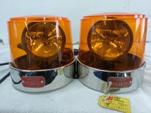 Set of Federal Signal Model 14 A2 Lights in Chicago, Illinois