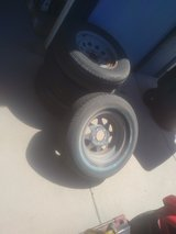 Used Tires and Wheels in Alamogordo, New Mexico