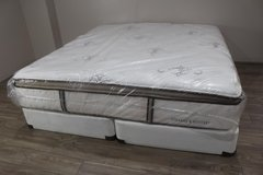Stearns and Foster King Mattress in CyFair, Texas