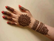 Henna Tattoos For parties in The Woodlands, Texas