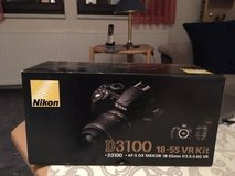 Nikon D3100 DSLR with 18-55 LENS REDUCE!!!!!! in Ramstein, Germany