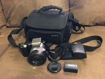 Barely used Sony NEX 5N with extra battery and Sony Camera case included in Fort Campbell, Kentucky